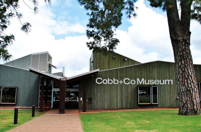 Cobb + Co Museum