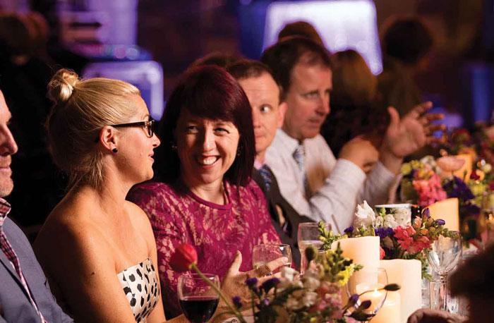 Qantaslink gala dinner – A magical night under the stars