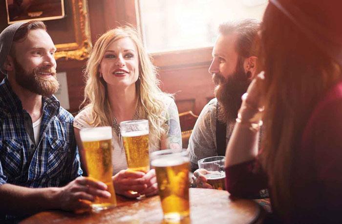 Talking pubs tour