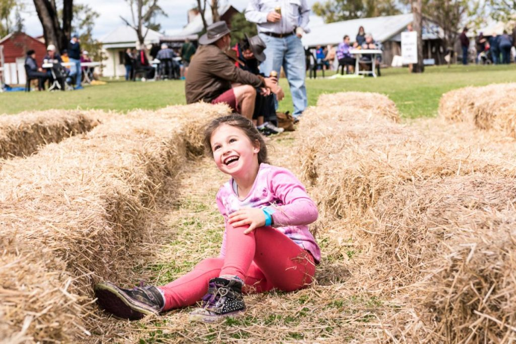 The Woolshed Heritage Weekend