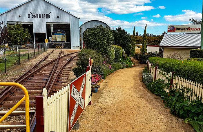 Downs Steam Tourist Railway & Museum