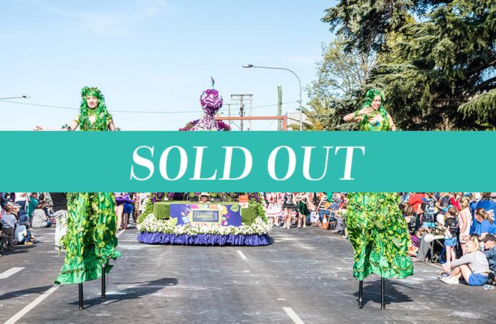 Full Day Grand Parade & Garden Tour