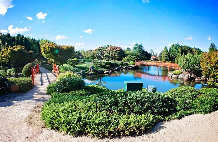Japanese Garden Ju Raku En