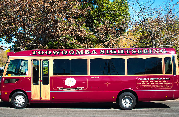 Toowoomba Sightseeing Tour