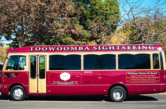 Toowoomba Sightseeing Tour