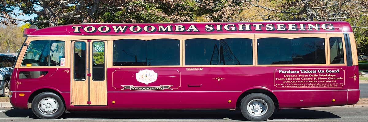 Toowoomba Sightseeing Tours