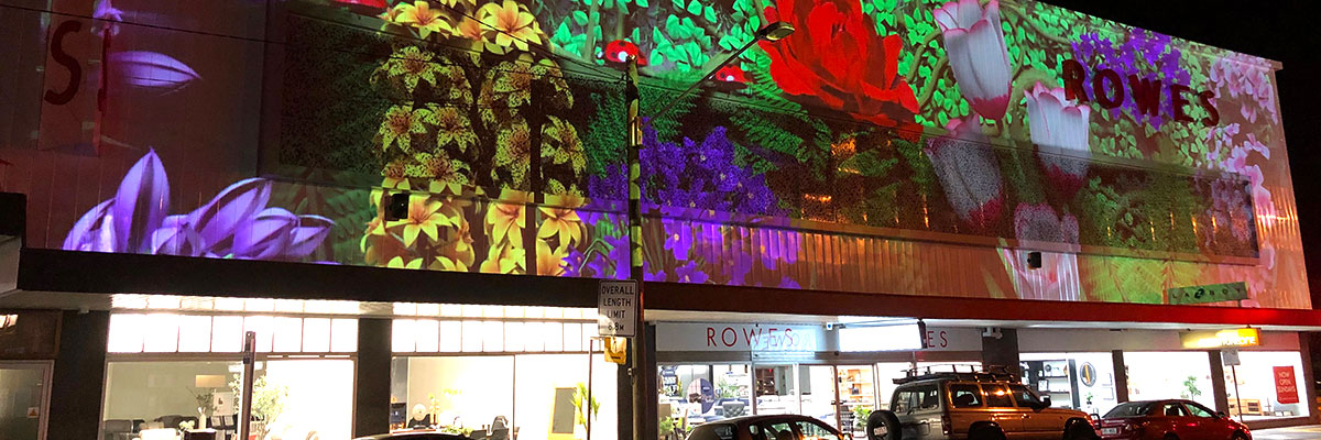 Rowes Carnival of Light Shows