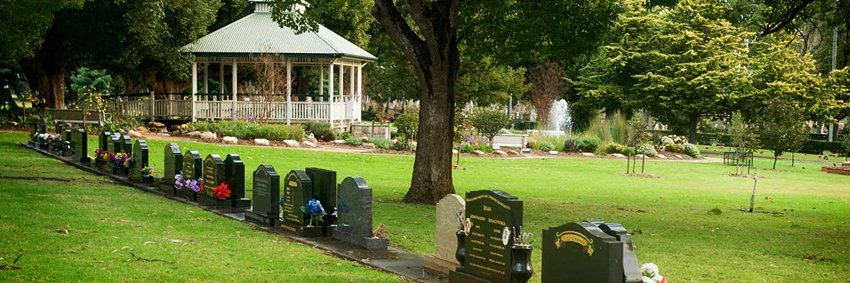Drayton & Toowoomba Cemetery Gardens